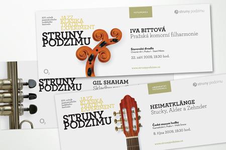 Hudební festival Struny podzimu