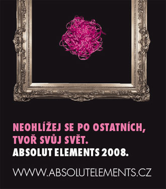 Absolut Elements 2008