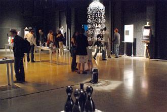 Vernisáž finalistů soutěže ABSOLUT ELEMENTS 2008