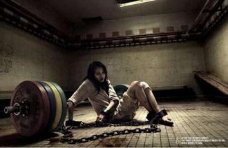 Zakázané olympijské reklamy Amnesty Inernational