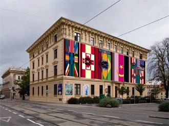 Nový vizuální styl Bienale Brno 2008. Jak se vám líbí?