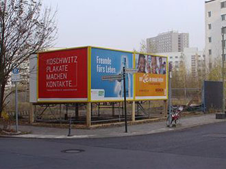 Billboard hotel
