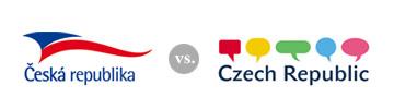 Má česká republika dvě oficiální loga?
