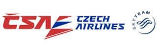 ČSA Czech Airlines logo