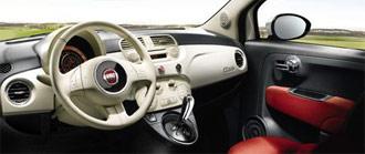 Fiat 500, nejkrásnější angličák