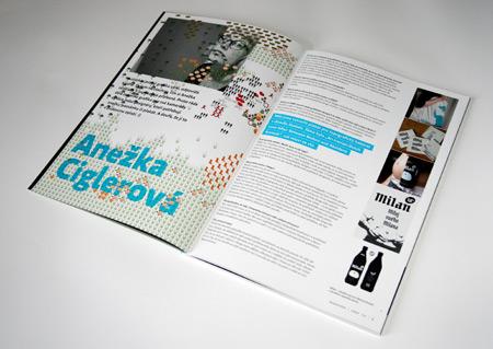 Časopis Font