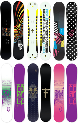 Frople Snowboards