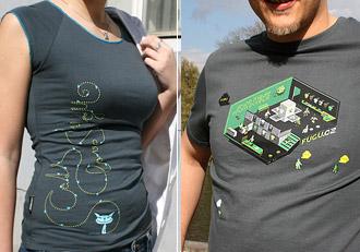 Vyhrajte trička, čepice a nažehlovačky dle vlastního výběru