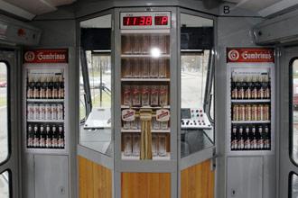 Pivní tramvaj