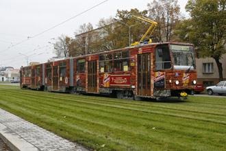 Gambrinus tramvaj v Brně