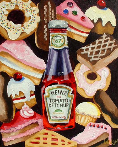 Heinz Art na VŠUP