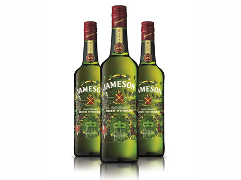 Jameson láhev