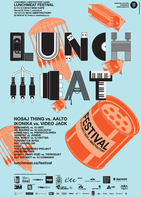 Lunchmeat festival