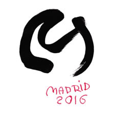 Madrid 2016 olympic logo