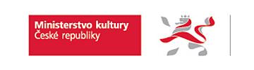 Ministerstvo kultury logo