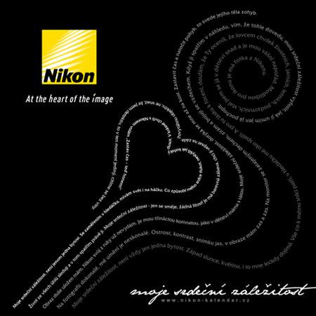 Nikon kalendář 2010