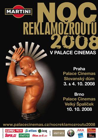 Noc reklamožroutů 2008