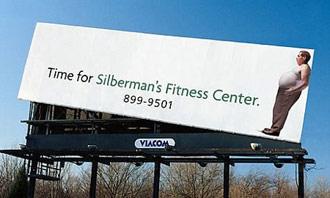Zajímavé outdoor a guerilla reklamy