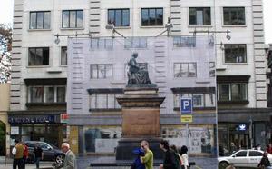 Zajímavé outdoor reklamy v Praze