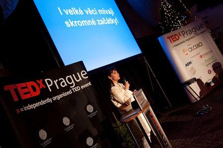 První TEDxPrague