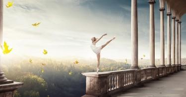 Jak svléknout baletce punčochy aneb dojmy z víkendového školení profesionální retuše