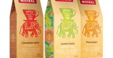 Mistral Spicy Tea